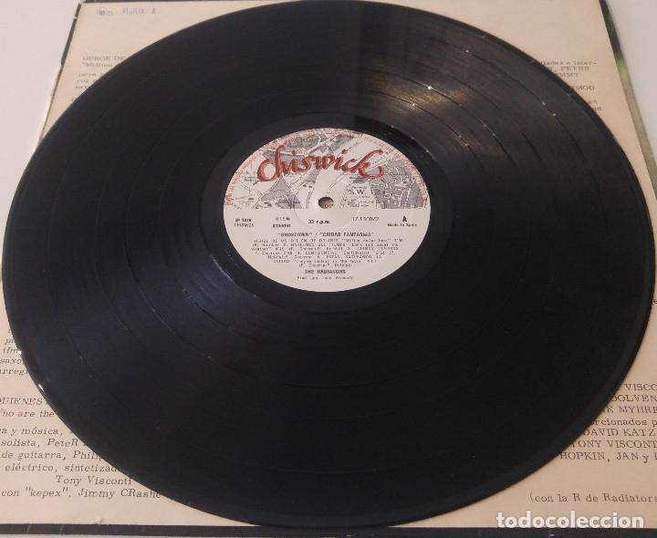 Discos de vinilo: radiators..ghostown.ciudad fantasma.(chiswick 1979).spain. - Foto 5 - 64633867