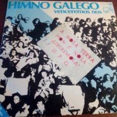 Discos de vinilo: HIMNO GALEGO VENCEREMOS NÓS. Lote 120568767