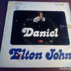 Discos de vinilo: DANIEL ELTON JOHN. Lote 120569407