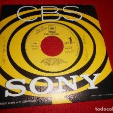 Discos de vinilo: PUBLIC ENEMY CAN'T TRUSS IT 7'' SINGLE 1991 CBS PROMO UNA CARA SPAIN EDICION ESPAÑOLA. Lote 120662335