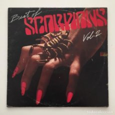 Vinyl-Schallplatten - SCORPIONS - BEST OF VOL. 2 / LP 1984 - 120667091