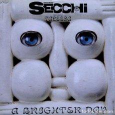 Discos de vinil: STEFANO SECCHI - A BRIGHTER DAY - PROPIO RECORDS - PR 1008 - ITALY. Lote 120699991