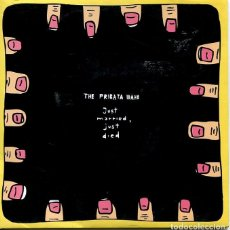 Discos de vinilo: THE PRIBATA IDAHO / JUST MARRIED, JUST DIED / OLD GLORY / BUT SHE DON'T CARE (EP 1994). Lote 120706027