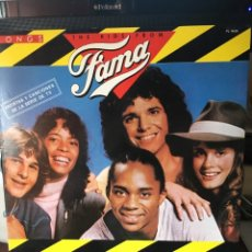 Discos de vinilo: THE KIDS FROM FAMA-1982-PORTADA ABIERTA ENCARTE. Lote 120721074
