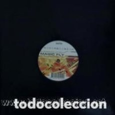 Discos de vinilo: MINIMALISTIX - MAGIC FLY - MOSTIKO MAXI PROMO BELGIUM 2002 TRANCE. Lote 120726675
