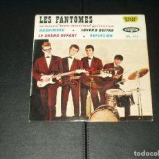 Discos de vinilo: LES FANTOMES EP ARCHIMEDE+3. Lote 120742199