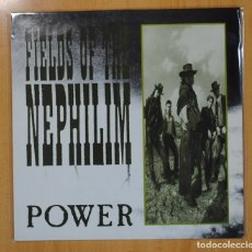 Dischi in vinile: FIELDS OF THE NEPHILIM - POWER - LP. Lote 120742674