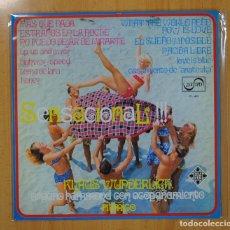 Discos de vinilo: KLAUS WUNDERLICH, ORGANO HAMMOND CON ACOMPAÑAMIENTO RITMICO - SENSACIONAL!!! - LP. Lote 120743298