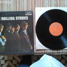 Discos de vinilo: THE ROLLING STONES 1ER LP- MONO DECCA REEDICION 1979 ESPAÑA. Lote 120740711