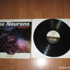 Discos de vinilo: THE NEURONS - NEURO E.P. - MAXI - SPAIN - UPTEMPO - IBL -. Lote 277213958