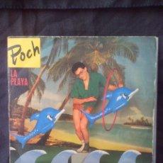 Discos de vinilo: POCH – LA PLAYA SELLO: EPIC – EPC A 6280, PROMO. EX- DERRIBOS ARIAS. Lote 120758547