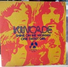 Discos de vinilo: KINCADE. SHINE ON ME WOMEN. Lote 120783087
