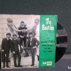 Discos de vinilo: THE BEATLES-EP-ROCK AND ROLL MUSIC-ED.ESPAÑOLA DSOE 16641-DEL 1964 MUY BUENO. Lote 120786507