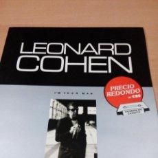 Discos de vinilo: LEONARD COHEN - LP I'M YOUR MAN - BUEN ESTADO . Lote 120788647