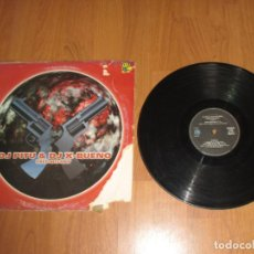 Discos de vinilo: DJ PITU & DJ X- BUENO - FREE MELODY - MAXI - SPAIN - BIT DIVUCSA - IBL -. Lote 277214013