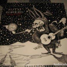 Discos de vinilo: LP VINILO KUTXI ROMERO NO SOY DE NADIE KOLIBRI DIAZ PRECINTADO. Lote 120799091