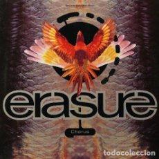 Discos de vinilo: ERASURE – CHORUS - MAXI-SINGLE US 1991. Lote 120809695