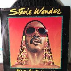Discos de vinilo: STEVIE WONDER-MASTER BLASTER(JAMMIN')-1980. Lote 120829711