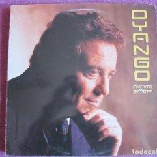 Discos de vinilo: LP - DYANGO - AMANTE GAVIOTA (SPAIN, EMI 1992). Lote 120836499