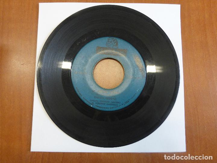 Discos de vinilo: Eneida Cedeño Y Dorindo Cárdenas Con Su Conjunto Orgullo Santeño - SENTIMIENTO DEL ALMA - PANAMA - Foto 4 - 120836751