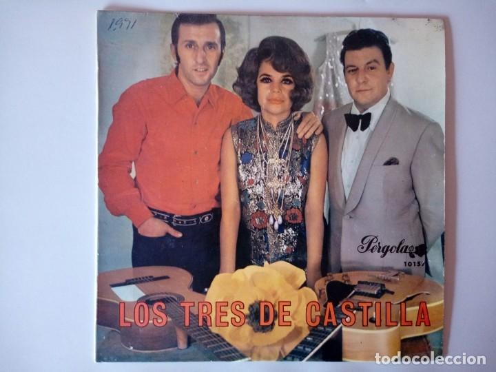 SINGLE: LOS TRES DE CASTILLA (Música - Discos - Singles Vinilo - Grupos Españoles de los 70 y 80)