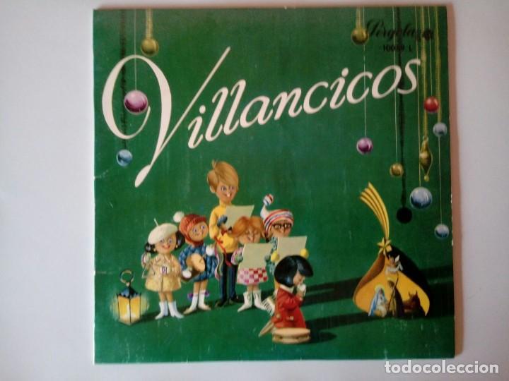 SINGLE: VILLANCICOS 1966 (Música - Discos - Singles Vinilo - Música Infantil)
