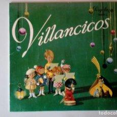 Discos de vinilo: SINGLE: VILLANCICOS 1966. Lote 120838147