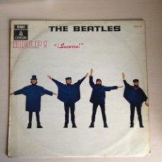 Discos de vinilo: BEATLES - LP HELP. 1ª - 2 DA. EDICIÓN ESPAÑOLA 1965. Lote 120838976