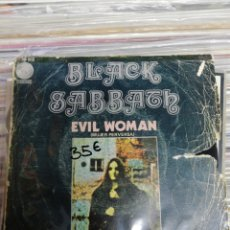 Discos de vinilo: EVIL WOMAN. BLACK SABBATH. 1970. Lote 120844928