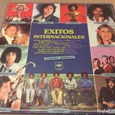Discos de vinilo: ÉXITOS INTERNACIONALES. CBS 1979.. Lote 120852055