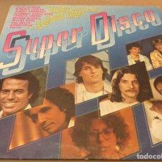 Discos de vinilo: SUPER DISCO. CBS 1980.. Lote 120852795