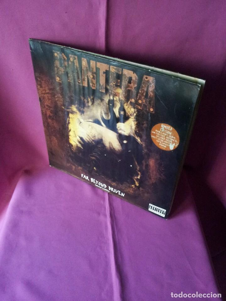 Pantera Far Beyond Driven 2 Lps Wea 1994 Kaufen Vinyl