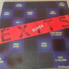Discos de vinilo: SUPER EXITS. 1984 RCA. GALLARDO, HUMET, ROCIO JURADO, SISA, RINGO STAR..... Lote 120886967