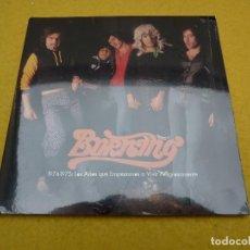 Discos de vinilo: BURNING-LOS AÑOS QUE EMPEZAMOS A VIVIR PELIGROSAMENTE (SEALED) 1974-1975 EP Ç. Lote 120896499