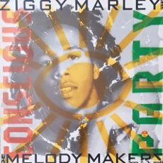 Discos de vinilo: DISCO ZIGGY MARLEY & THE MELODY MAKERS. Lote 120909752
