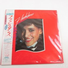 Discos de vinilo: LP JAPONÉS PICTURE DE LA BANDA SONORA DE FLASHDANCE - BSO. Lote 120923335