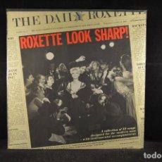 Discos de vinilo: ROXETTE - LOOK SHARP - LP. Lote 142236450