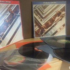 Discos de vinilo: 2 DOBLES LP'S THE BEATLES 1962/1966 Y 1967/1970. Lote 120942798
