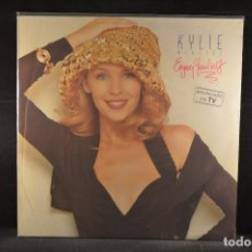 Discos de vinilo: KYLIE MINOGUE - ENJOY YOURSELF - LP. Lote 120943619