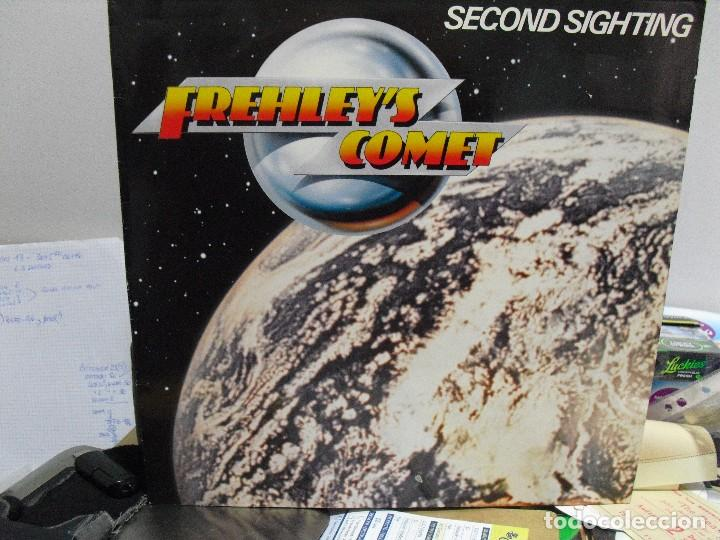 KISS: FREHELEY'S COMET-ALEMANIA- MUY NUEVO....RARO!!! (Música - Discos - Singles Vinilo - Heavy - Metal)