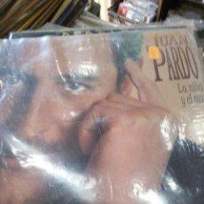 Discos de vinilo: JUAN PARDO. Lote 120949907