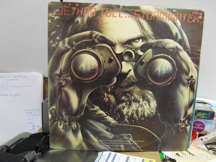 JETHRO TULL: RARISIMA EDICION DE URUGUAY PROMO-STORMWATCH-COLECCIONISTAS (Música - Discos - Singles Vinilo - Heavy - Metal)