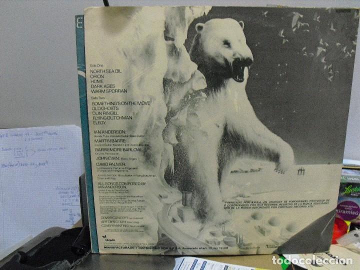 Discos de vinilo: JETHRO TULL: RARISIMA EDICION DE URUGUAY PROMO-STORMWATCH-COLECCIONISTAS - Foto 2 - 205655841
