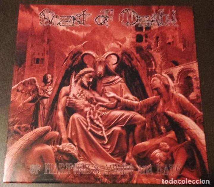 SCENT OF DEATH - OF MARTYRS'S AGONY AND HATE (BLOODY PRODUCTIONS, 2013) (Música - Discos - LP Vinilo - Heavy - Metal)
