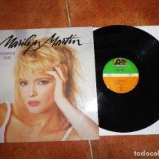 Discos de vinilo: MARILYN MARTIN POSSESSIVE LOVE / HOMELESS MAXI SINGLE VINILO AÑO 1988 ESPAÑA 2 TEMAS TEMA DE MADONNA. Lote 120961723
