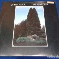Discos de vinilo: LP VINILO JOHN FOXX ( THE GARDEN ) 1981 ARIOLA ESPAÑA. Lote 120968359