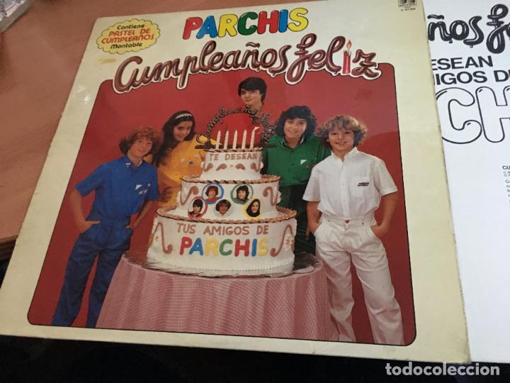 Parchis Cumpleanos Feliz Lp Espana 1982 Vin Sold Through