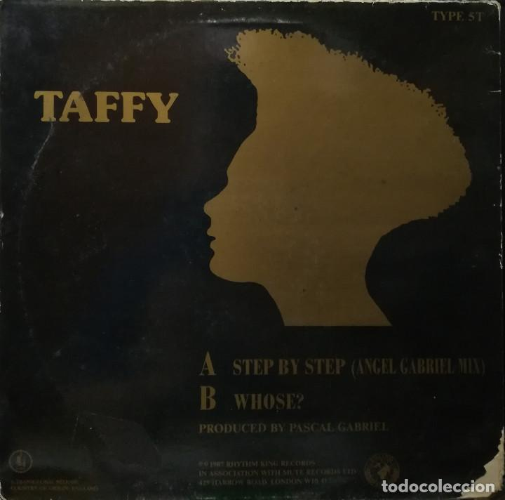 Taffy - Step By Step - Transglobal - TYPE 5T - UK