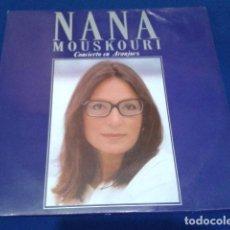 Discos de vinilo: LP DOBLE NANA MOUSKOURI ( CONCIERTO DE ARANJUEZ ) 1989 PHILIPS. Lote 120995591