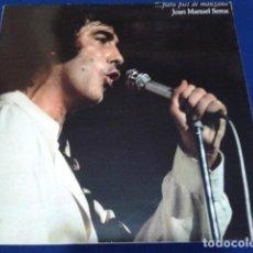 Discos de vinilo: LP JOAN MANUEL SERRAT ( PARA PIEL DE MANZANA ) 1975 ARIOLA. Lote 120996031